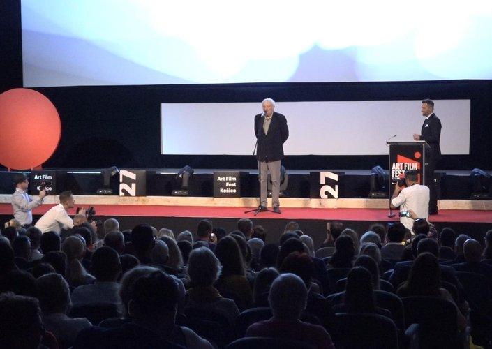 17facb942c VIDEO  27. ročník Art Film Festu obsadili hviezdy filmového plátna ...