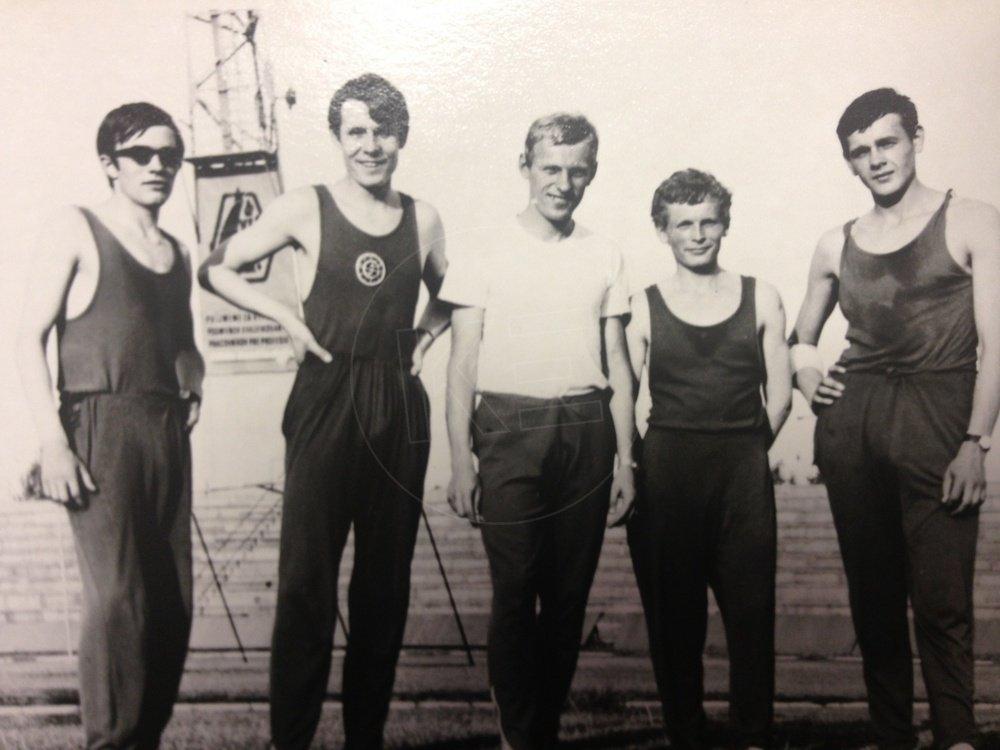 6b3e16bfb Ani sa nechce veriť, že od vašej prvej olympiády ubehlo takmer 50 rokov.  Ako spomínate na Mexiko 1968?