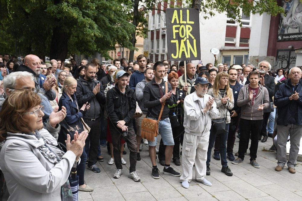 Organizátori protestov Za slušné Slovensko ohlásili na tento piatok (16.11.) ďalšie zhromaždenie v Košiciach.