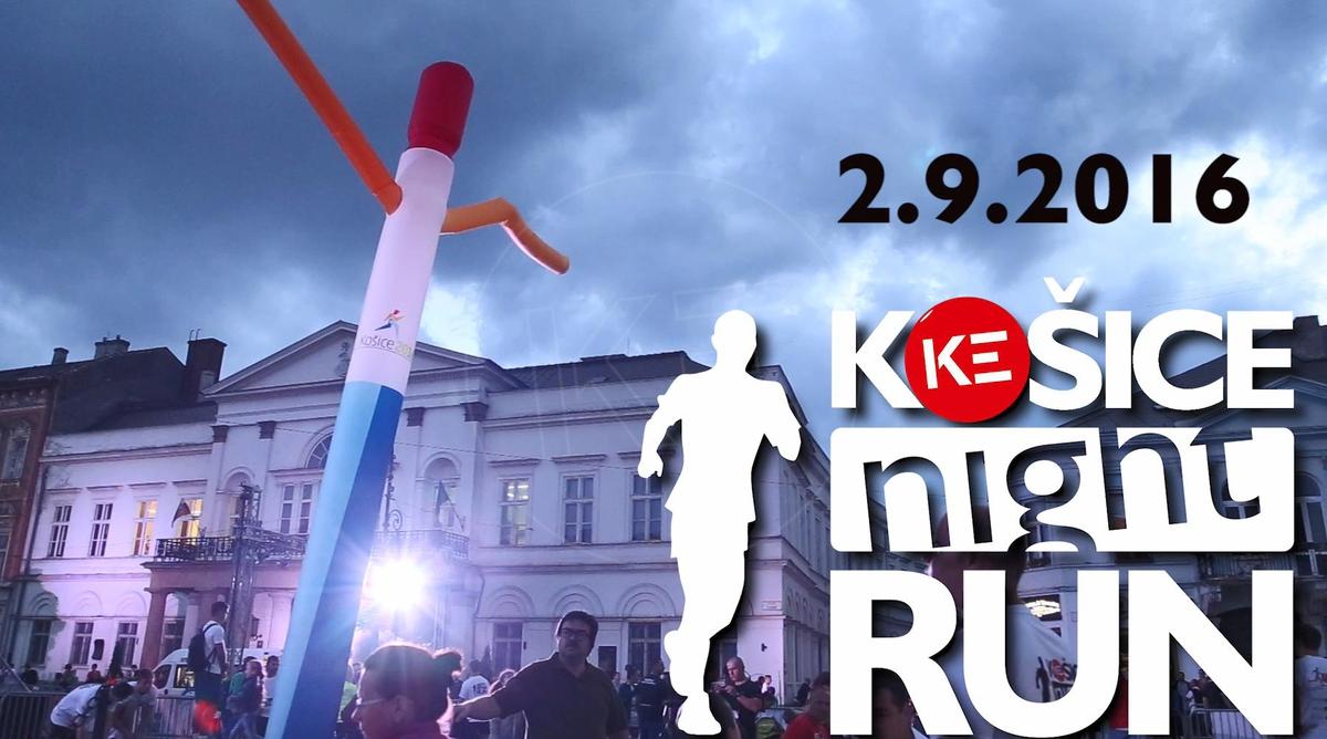 833a6b9931581 KOŠICE NIGHT RUN už 5 rokov spája bežcov a ich fanúšikov, ktorí cestu do  tohtoročného Európskeho mesta športu merajú z celého Slovenska i zahraničia.